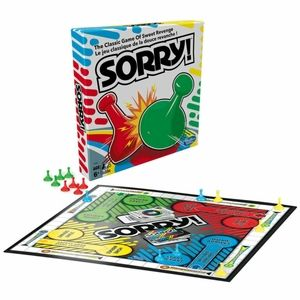 Brand new Sorry board game for 2-4 players